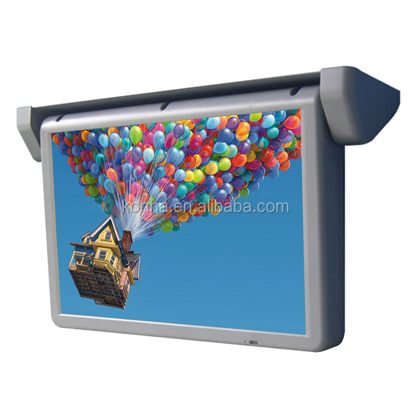 22 inch Bus/Car Motorized Flip Down Lcd TV/Monitor With USB/HDMI/SD Input