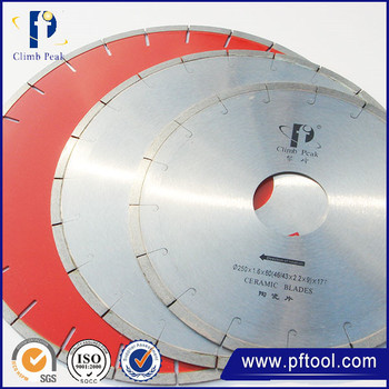High Quality Good Price Decorative Ceramic Tile Circular Saw Blade