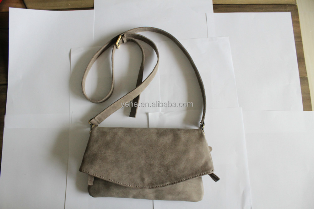 Small hand bag,genuine leather shoulder bag Y-5