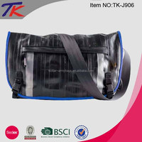 Superior Quality Tarpaulin Bag Messenger Promotion for Men