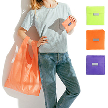Custom Recyclable Foldable Shopping Bag Polyester Tote Bag