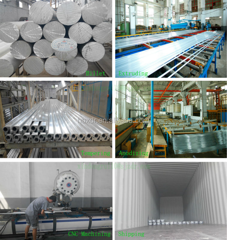 advertising profile aluminum-Special shape/section available