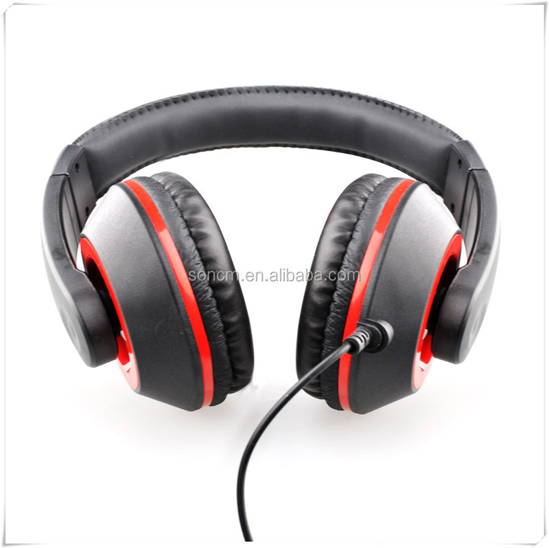 Headband Design E-H016 headset with rj jack