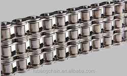 Short pitch precision duplex roller chain (A series)