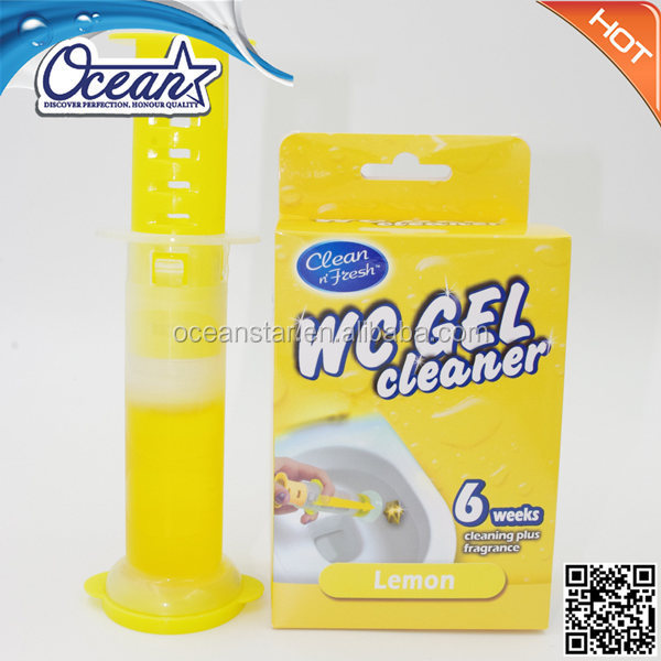 Household Chemicals Type and Eco-Friendly Feature toilet cleaning gel