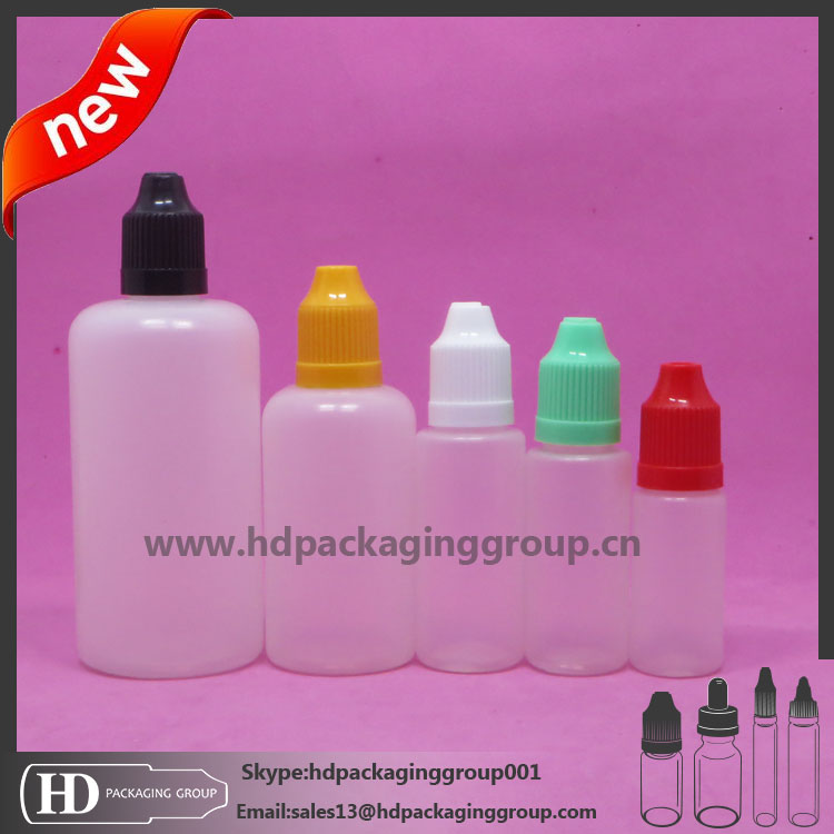 high quality 1oz child proof soft pe ejuice bottle 30 ml bottles plastic pe for eliquid/juice