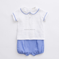 children clothing sets summer cotton short sleeve clothing sets
