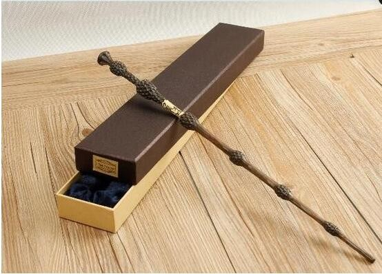 Souvenirs with iron core 22 type Deluxe Hogwarts Magic Magical Wand Wizard (Advanced Edition)