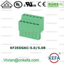 300V 15A kefa staright wiring connector terminal block