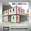 Light Steel structure Container Houses Supplier Prefabricated Container Houses Labour camp