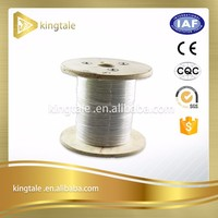 ccs copper clad steel wire thread steel wire rope for crane conductivity ccs wire
