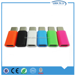 USB c factory 3.1 usb type c to micro B female adapter