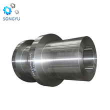 CNC machining stainless steel 304 forging hollow shaft