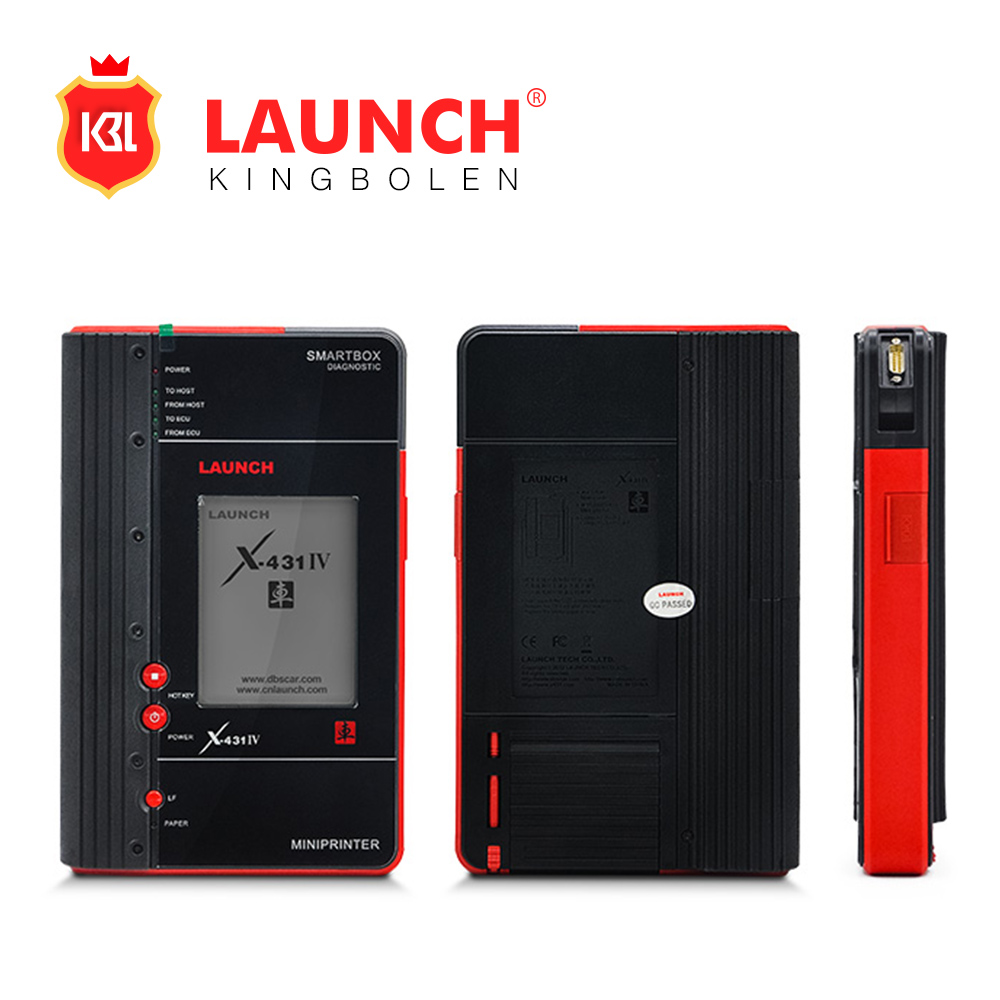 [Launch Authorized Agency] 2017 Professional diagnostic tool 100% Original Launch X431 Master IV Free Update by internet X431 IV