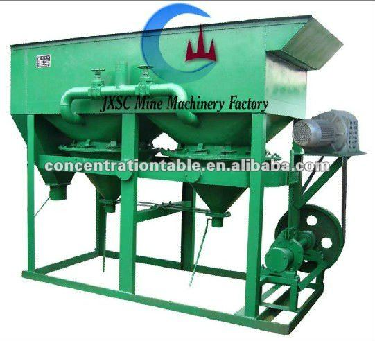 Best Price Manganese Ore Separating Machine Jig