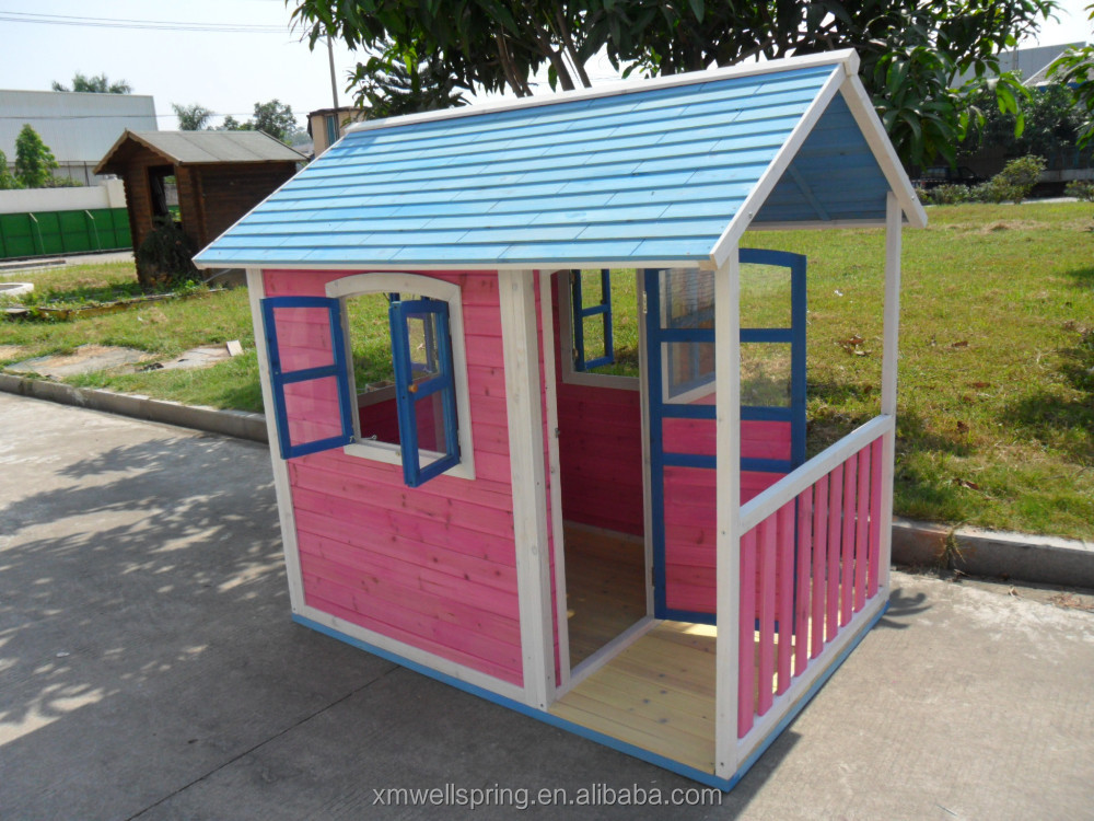 Wooden Cubby House Children Playhouse Buy Wooden Cubby House Wooden Children Playhouse Wooden