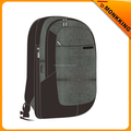 Black Business High Quality Waterproof Travel Sports School Backpack