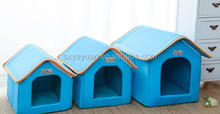 Dog kennel teddy dog house small dogs house four seasons general removable pet litter cat litter can unpick and wash