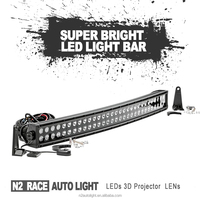 auto spare parts Manufacturer Hight Bright Off Road LED Light Bar 40 inches 240W, truck SUV Jeep led light bar