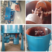 lsx series roller Efficient landing sand mixer/sand mixing machine/