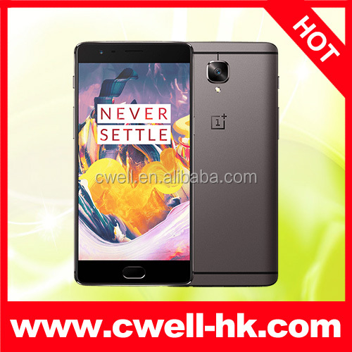 Wholesale Original Oneplus 3T 5.5 inch 1920x1080 FHD Screen Snapdragon 821 Quad Core 6GB RAM 64GB/128GB ROM 4G LTE Smartphone