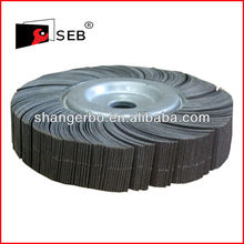 Diamond flap wheel in abrasive tools