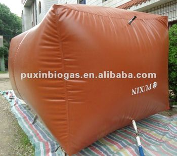 Best and Durable biogas storage bag