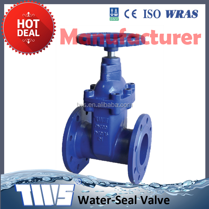 DN50~DN600 Resilient Seated Ductile Iron Gate Valve