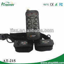 shocking remote controller AT-215-2 DOGS dog products 2012
