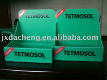 Green PP Corrugated Board Display Box