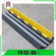 High quanlity 2 channel Rubber Cable Ramp of RIGEBA