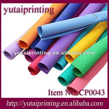 The best quality coloured art craft felt paper