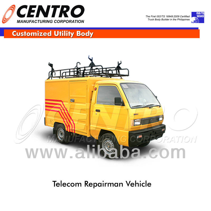 TELECOM REPAIRMAN VEHICLE (CALL US: 4806557/ 9300971)
