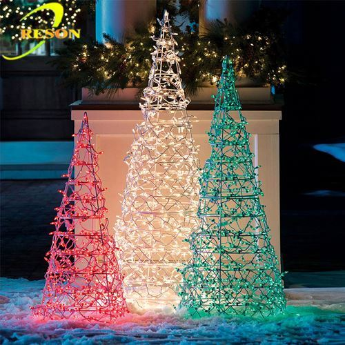 Top selling items inflatable christmas tree ornament