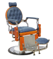 hot sale new design hydraulic reclining salon barber shop  chair manufacture in China