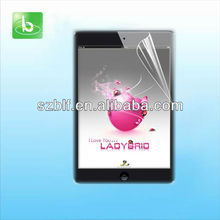 High transparency for ipad mini lcd filter screen guard