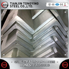 Equal Or Unequal Q195-Q420 Grade Type high tensile Angle Steel