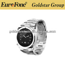 2013 hi-tech fashion designe smart Watch phone TW818