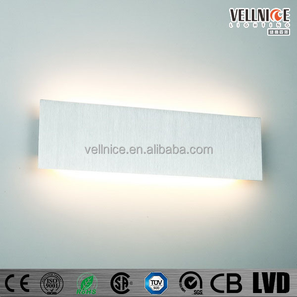 Indirect wall lighting Hidden 17w Linear Smd Led Indirect Wall Lamps Profile Wall Light W3a0095 Wall Ideas 17w Linear Smd Led Indirect Wall Lamps Profile Wall Light W3a0095