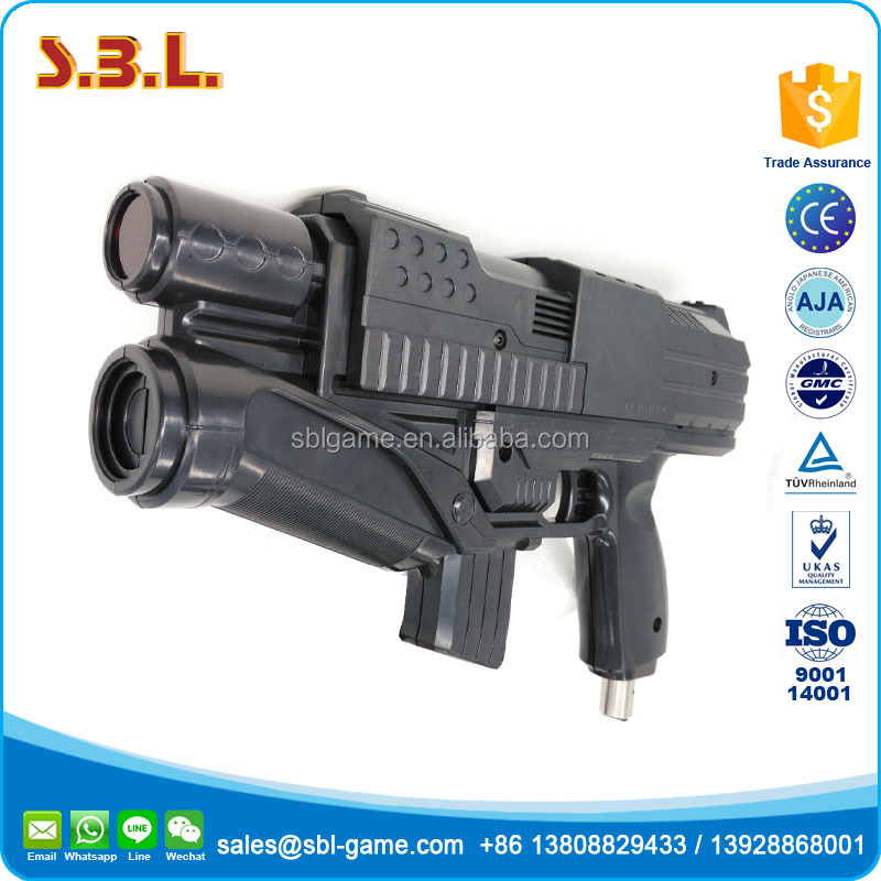 game machine equipment 5d 7d 9dvr cinema GAME GUN (SBL_GUN-RAZING STORM_01)