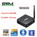 Rikomagic Android 4.4 TV Box Quad Core MINI PC RK3188 2GB DDR3 8G Flash