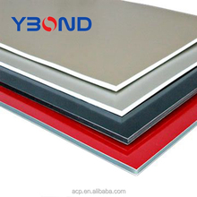 4mm exterior wall paint reynobond aluminum composite panel acp