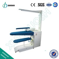 clothes body ironing machine