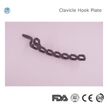Clavicle Hook Plates