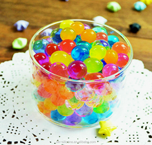 Magic Water Crystal Soil Colorful Crystal Ball /Water Beads for Plants Factory Wholesale