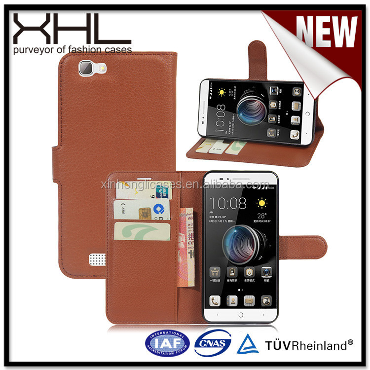 For ZTE A610 Universal ZTE ZTE V6 MAX leather cell phone case