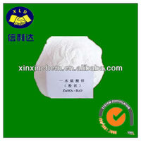 Zinc Sulphate Monohydrate / Zinc Sulfate Heptahydrate Used As Raw Material For Production Of Lithopone