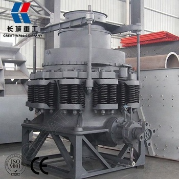 Quality PY Series Gold Ore Spring Cone Crusher for Sale with Best Price