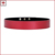 women cowhide leather waistband PU Leather snap buckle belt ladies black red leather belt