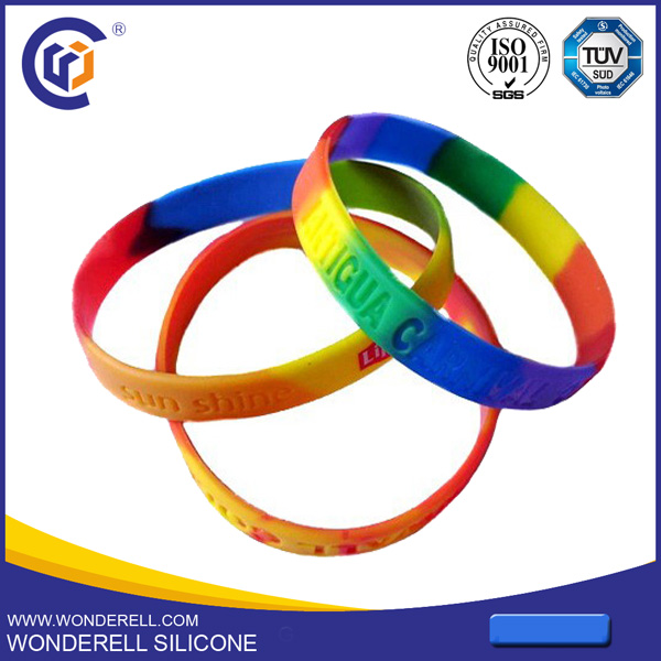 New design best price promotion custom health anti Mosquito silicone wristbands / bracelet / wrist band